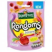 Rowntree Randoms Juicers Bag 140g
