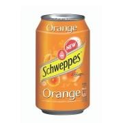 SCHWEPPES Laranja - The Original Orange 330ml