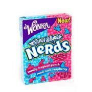 Wonka Nerds Raspberry Tropical Punch 46,7g