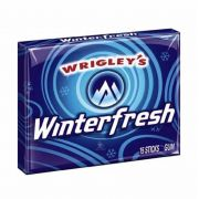 Chiclete Wrigley's Winterfresh
