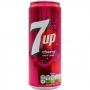 Refrigerante 7UP Cherry - Cereja 330ml
