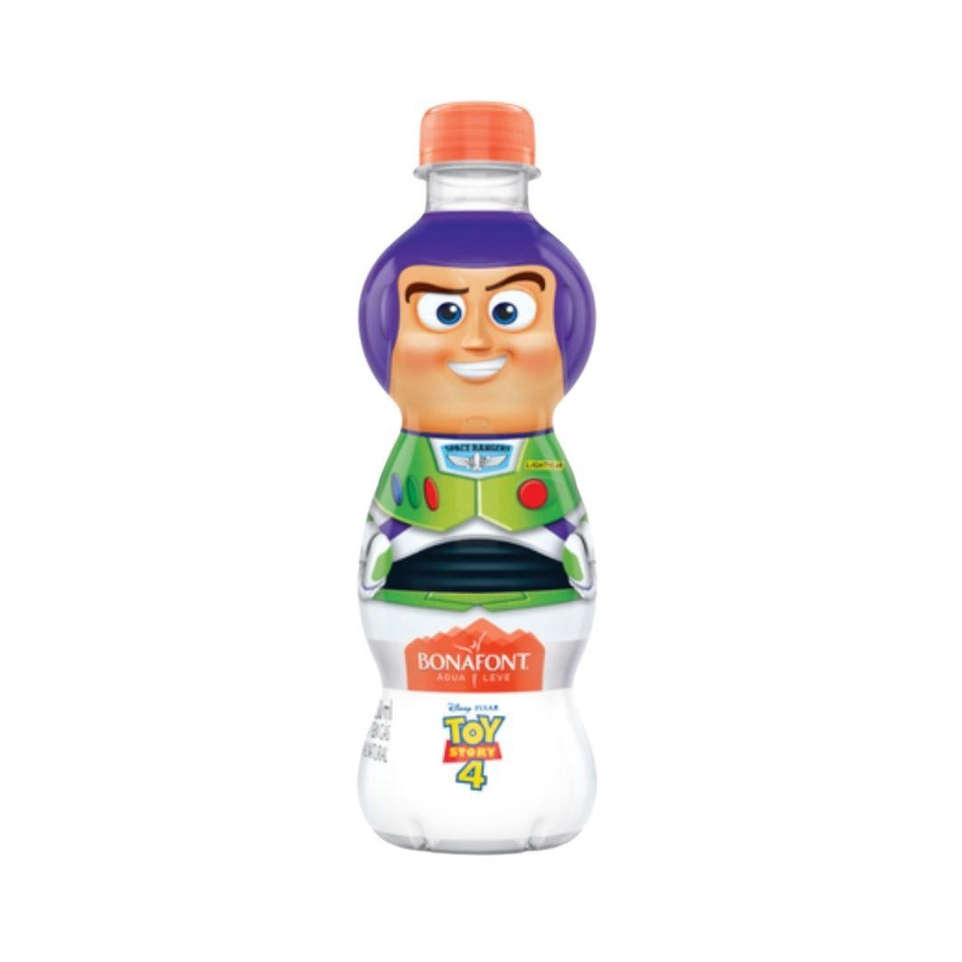 Água Bonafont Toy Story Buzz Lightyear 330ml