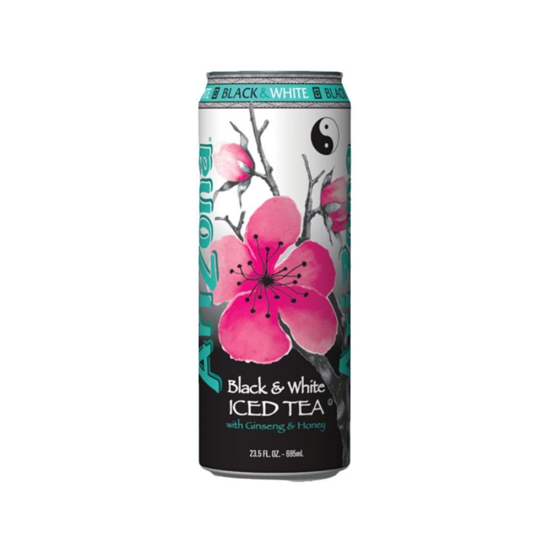 Arizona Black And White Tea 680ml