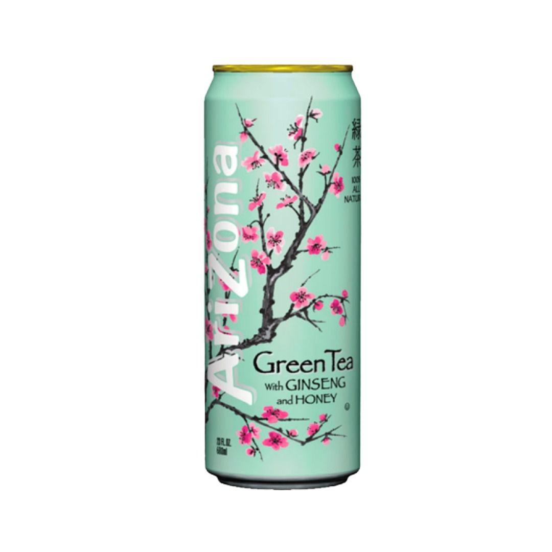 Arizona Green Tea With Ginseng And Honey 680ml