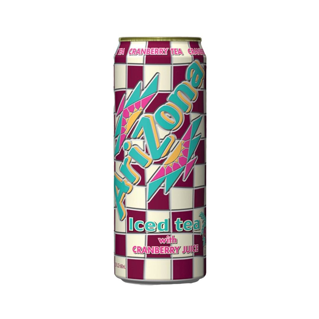 Arizona Ice Tea Cranberry 680ml