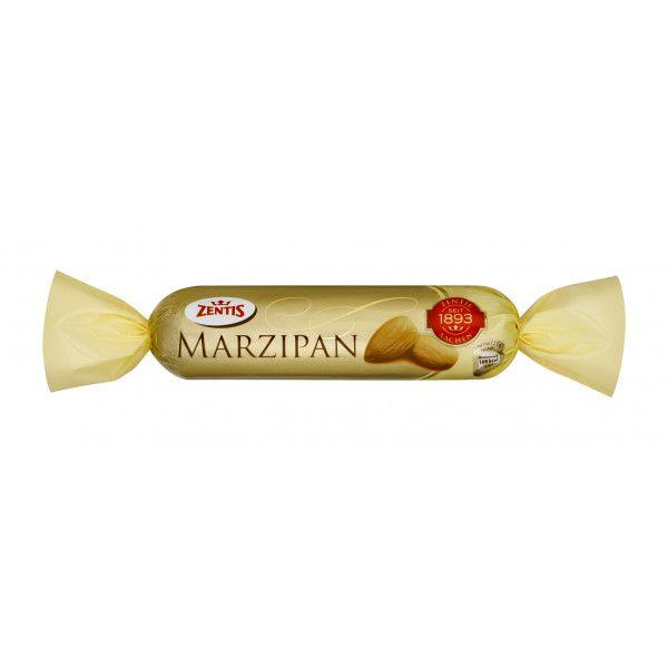 Marzipan Coberto com Chocolate Puro