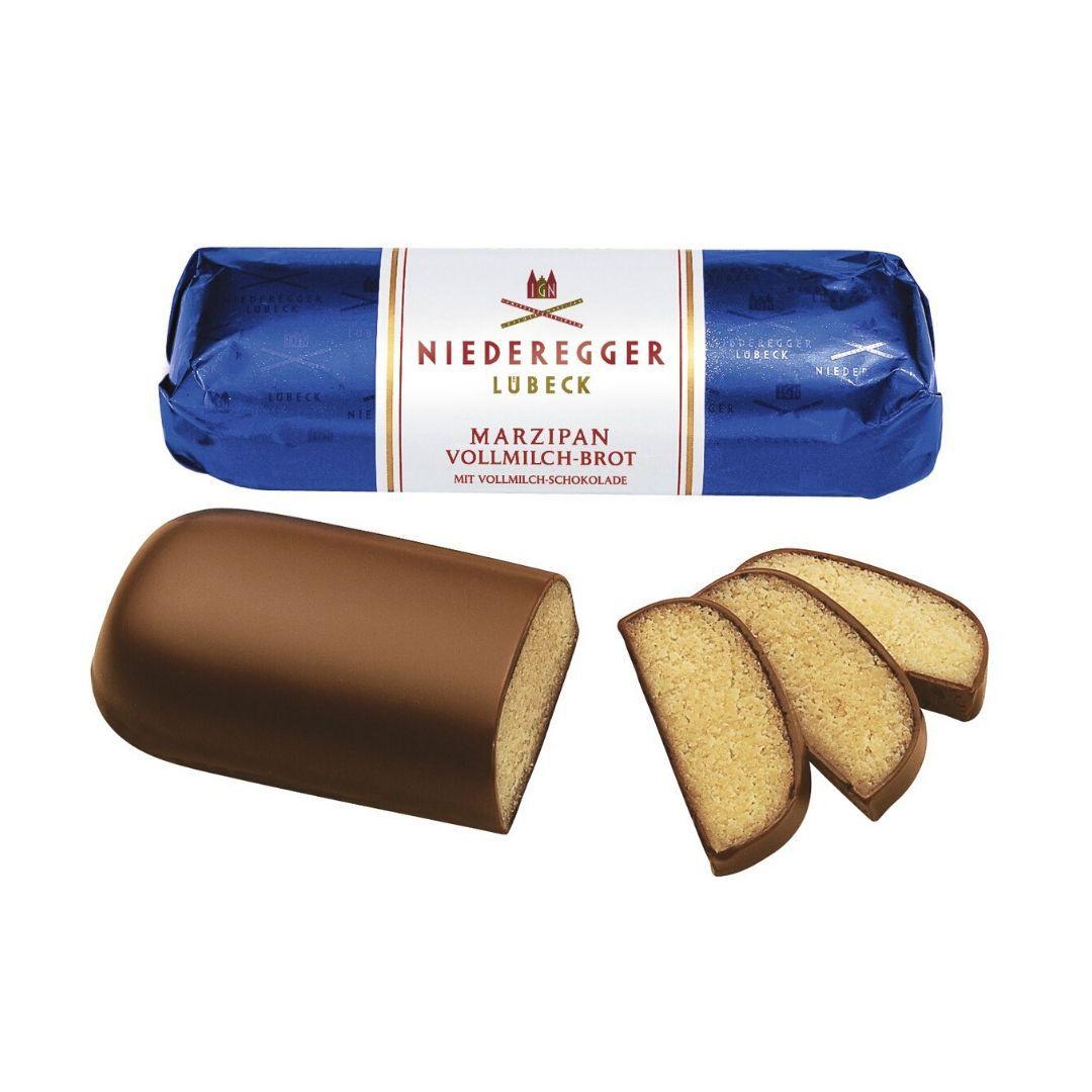 Marzipan Com Chocolate ao Leite  125g