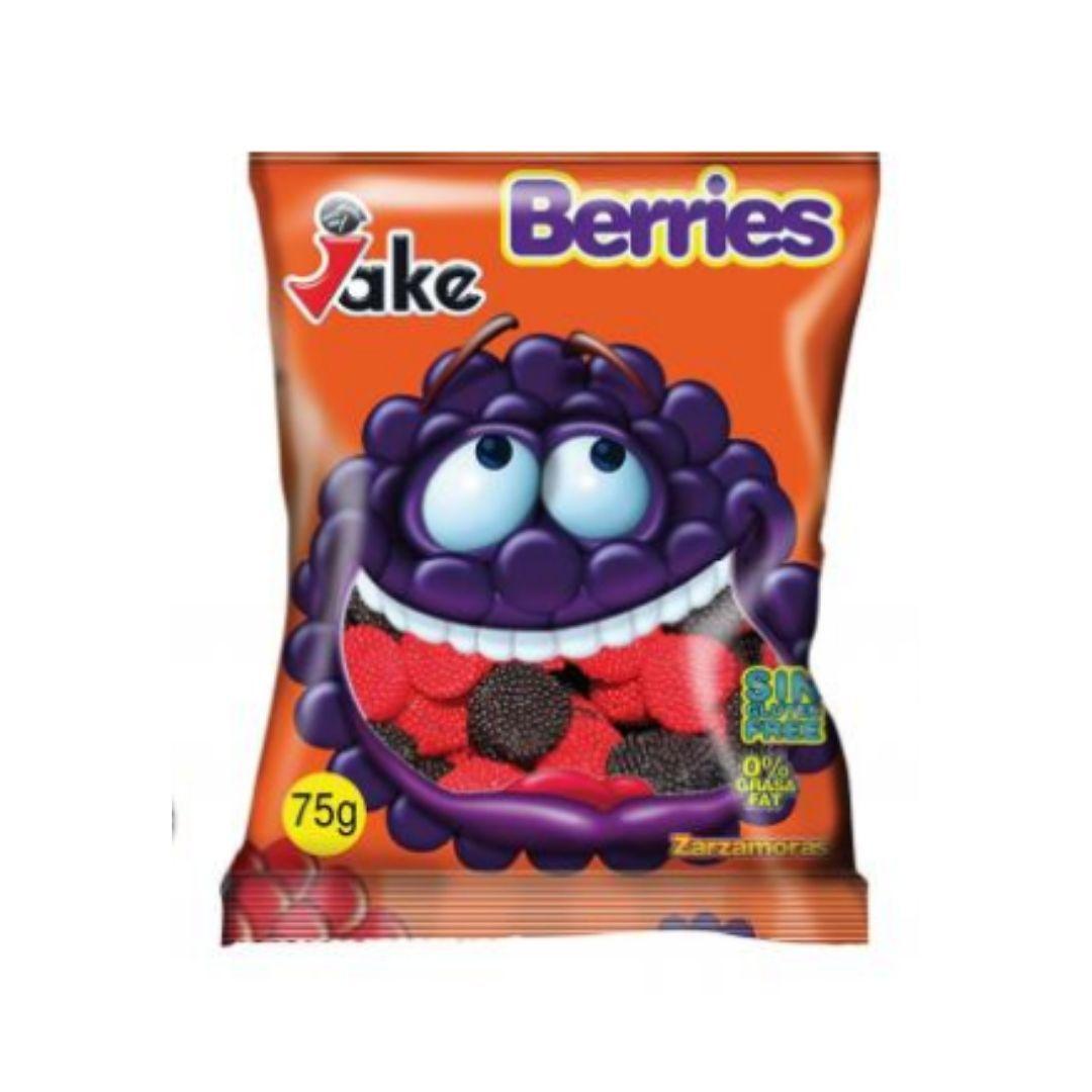 Bala Jake Red'N Blackberries 80g