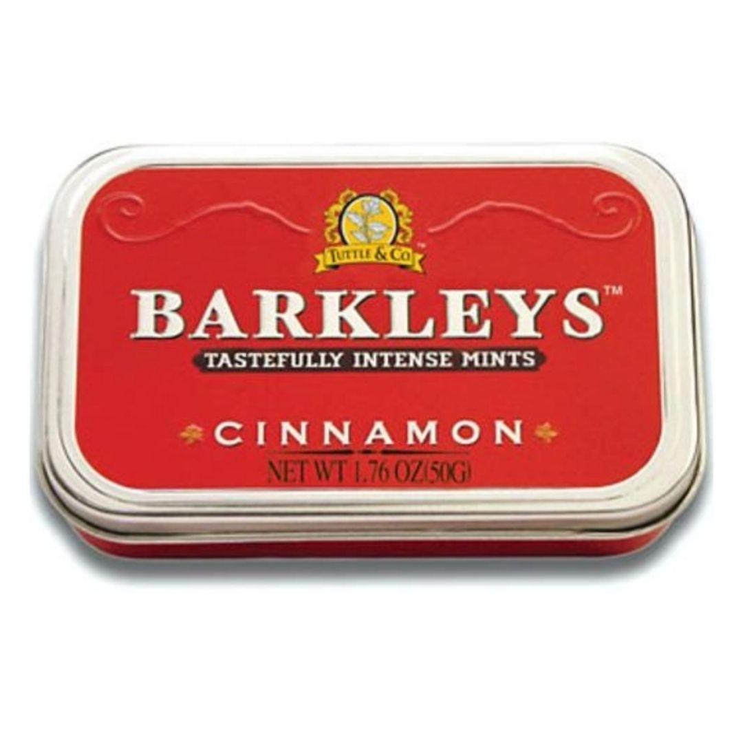 Barkleys - Cinnamon 50gr