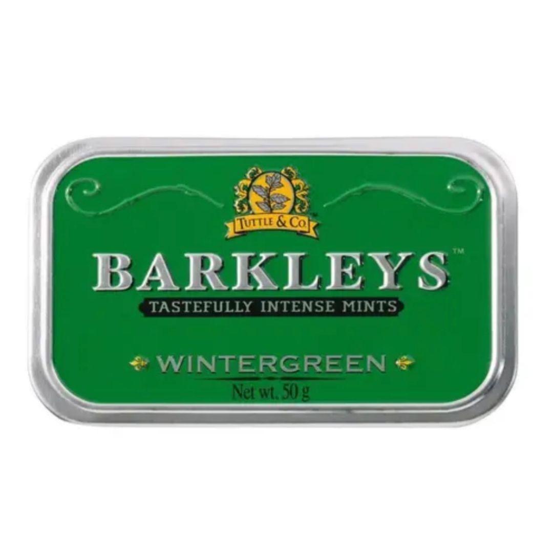 Barkleys - Wintergreen 50gr