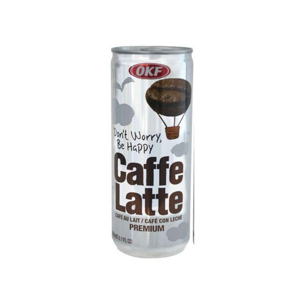 Bebida de Café - Caffe Latte  240ml OKF