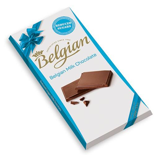 Belgian - Chocolate s/ Açucar 100g