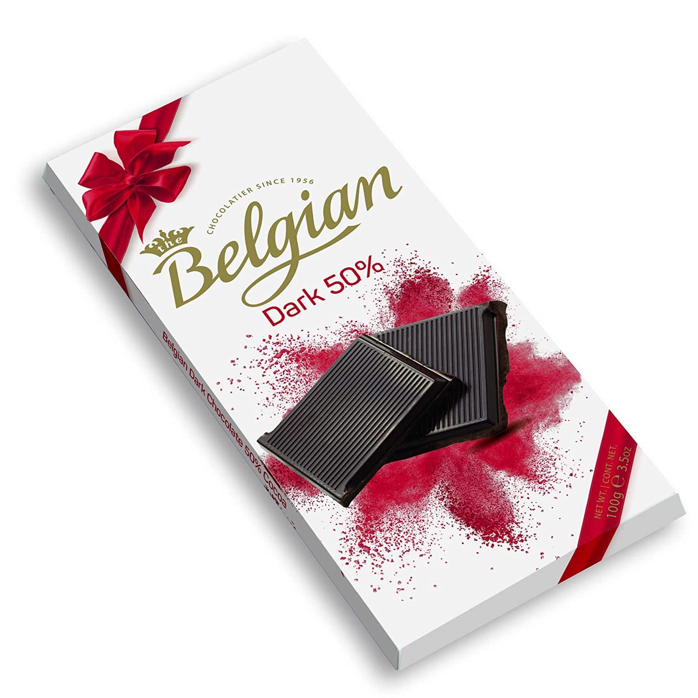 Belgian - Dark 50% Cacau