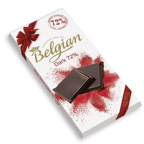 Belgian - Dark 72% CACAU