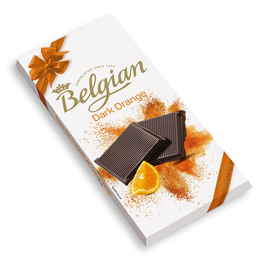 Belgian - Dark Orange Pieces