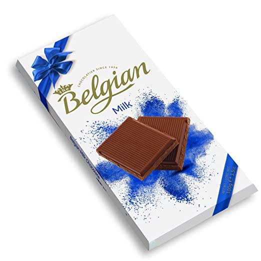 Belgian - Milk 100g