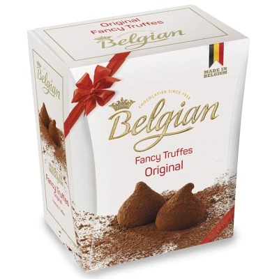 Belgian - Pralines  Truffles Original