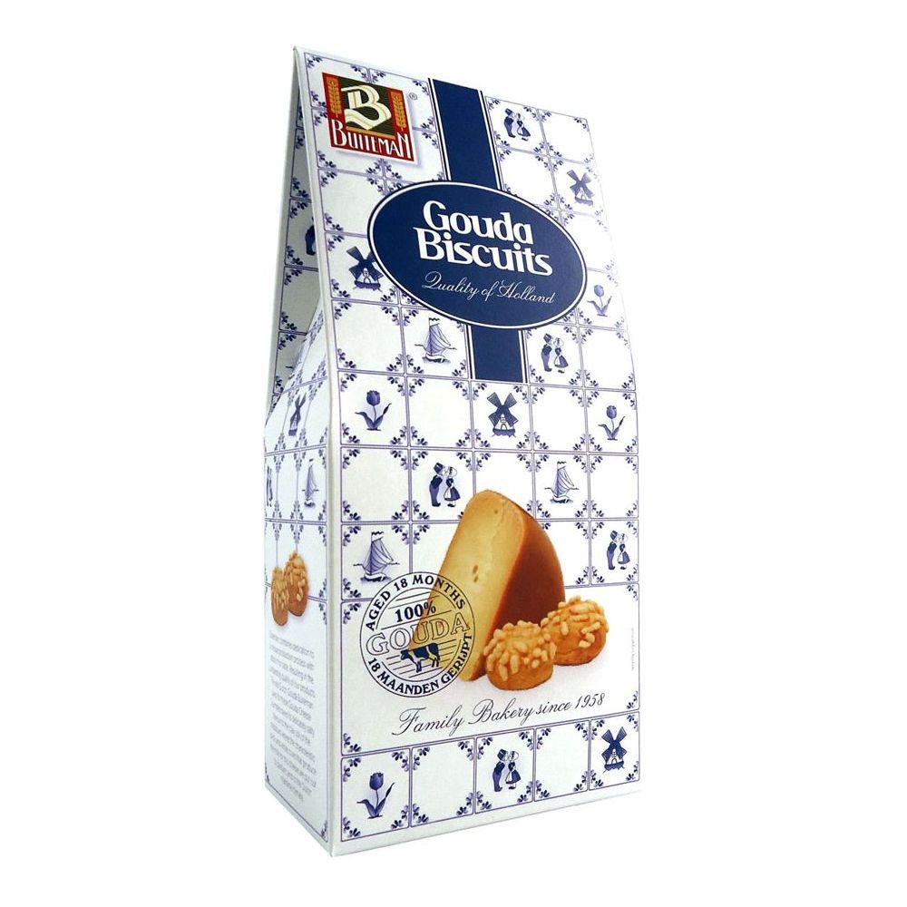 Biscoito com Queijo Gouda 75gr