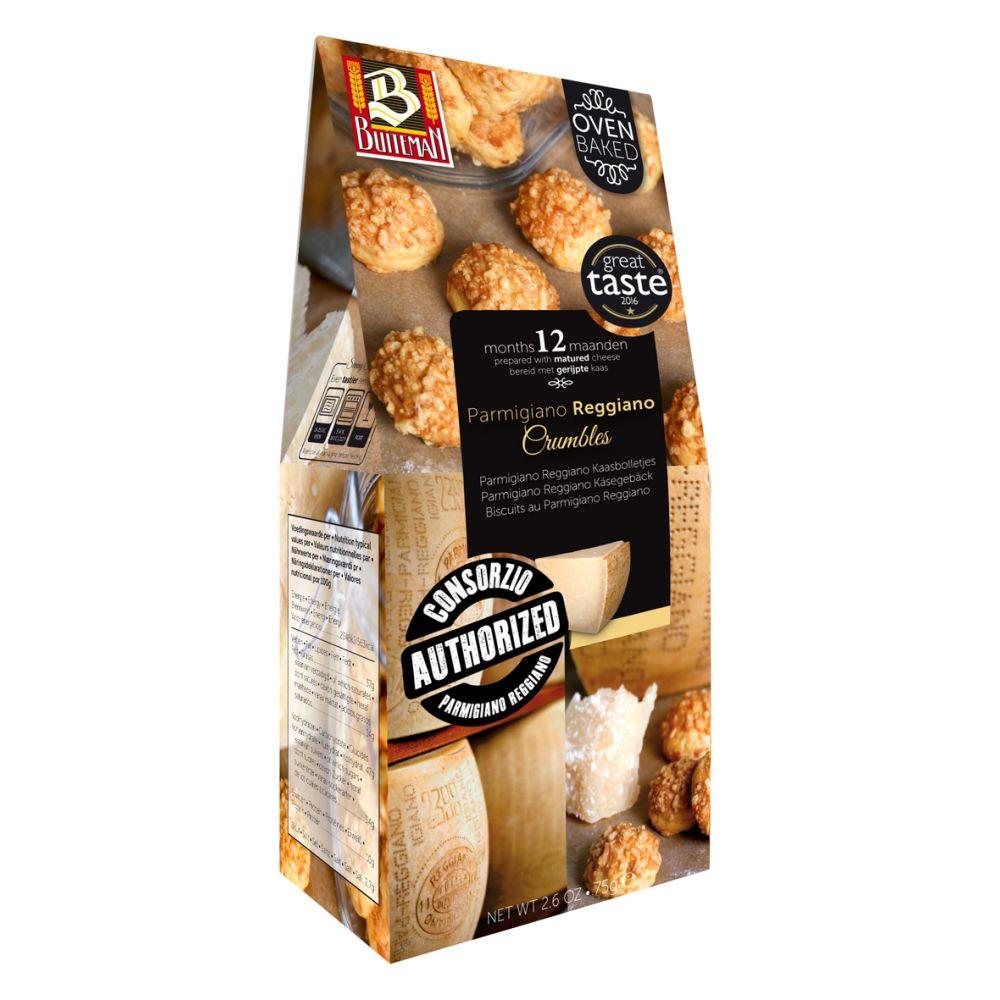 Biscoito de Queijo Parmigiano Reggiano 75gr