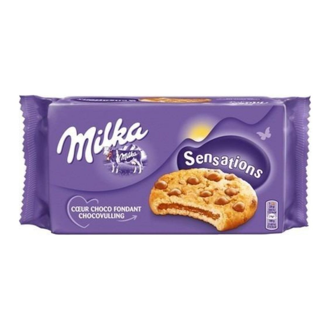 Biscoito Milka Cookie Sensations