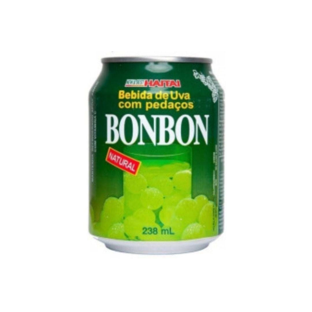 BonBon Suco de Uva Branca 235ml