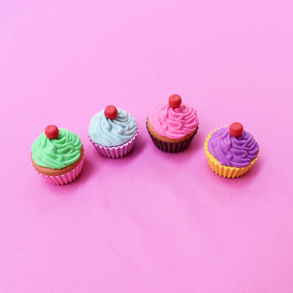 Borrachinha Cupcake