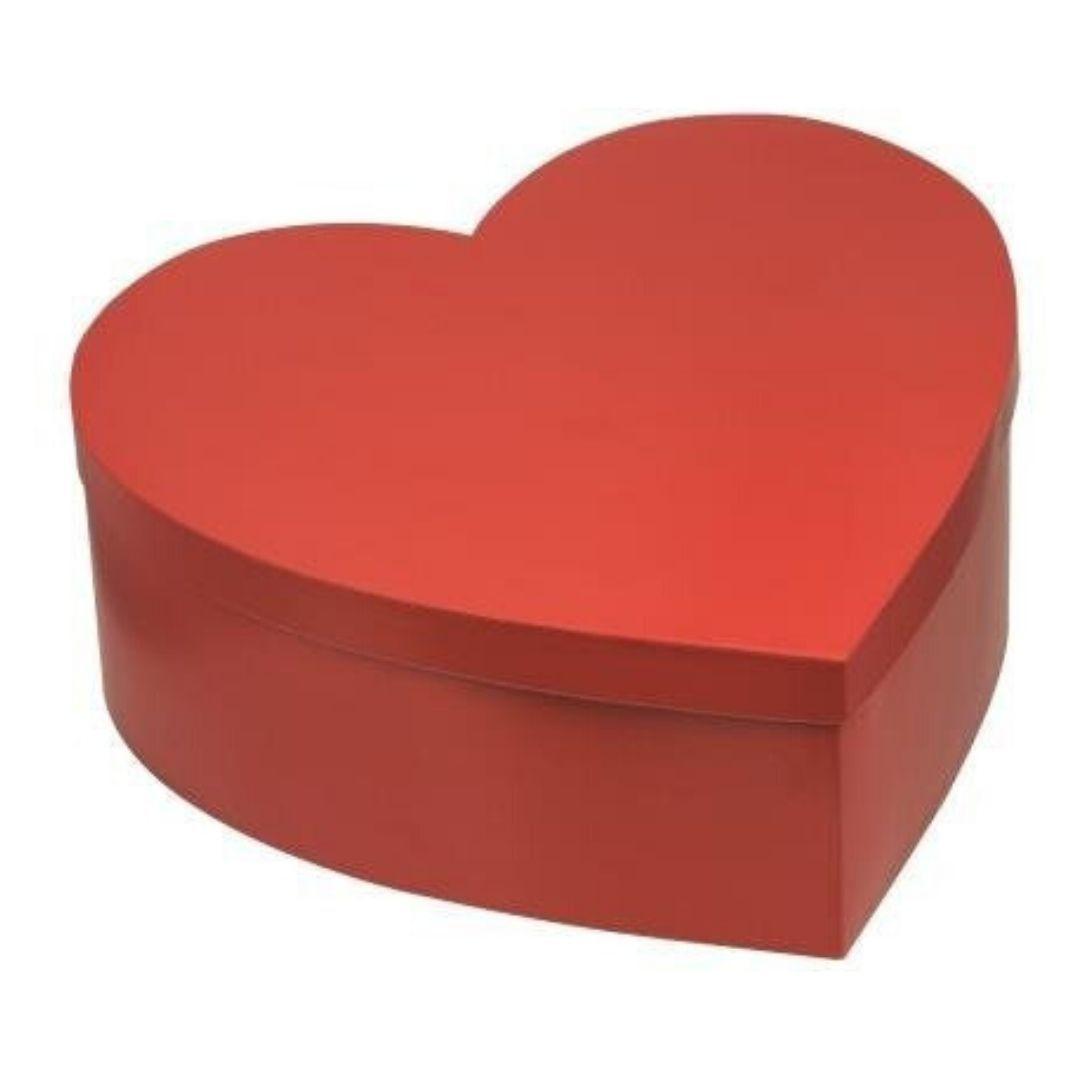 Caixa Coração Para Kit