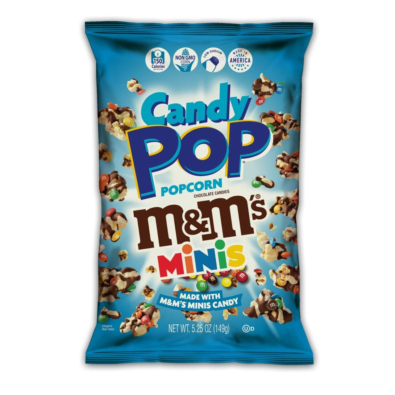 Candy Popcorn M&M mini 28g