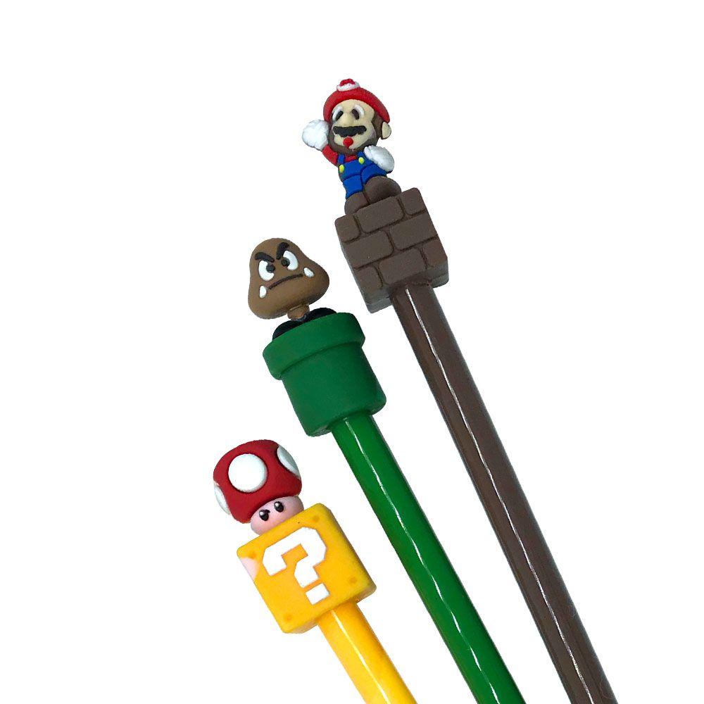 Caneta Fun Mario - Goombario