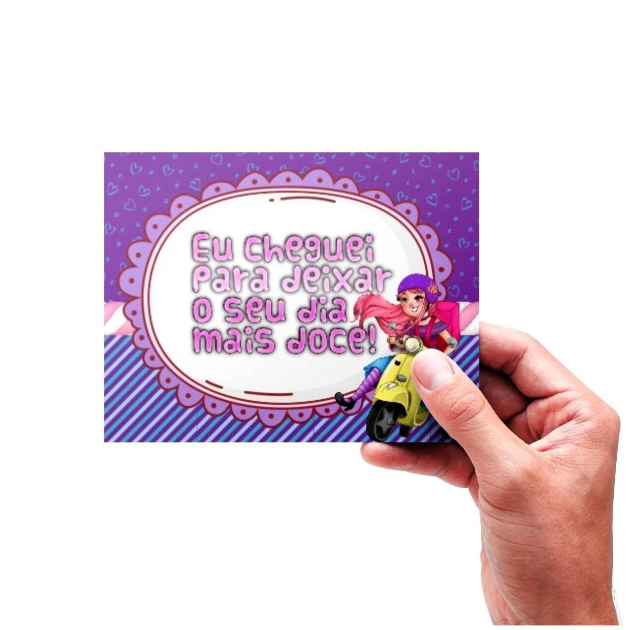 Cartão de Recados