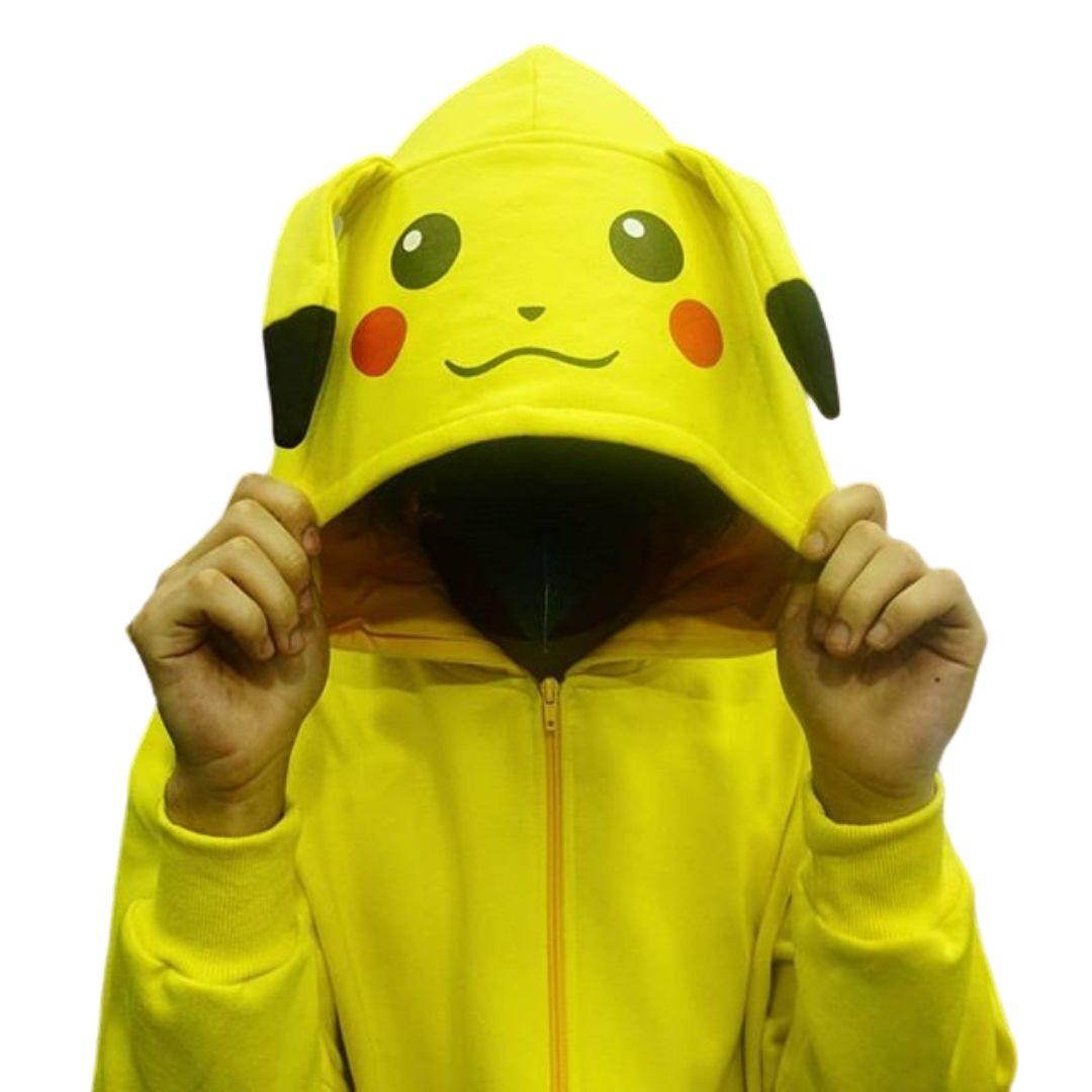 Casaco Pikachu ATACADO