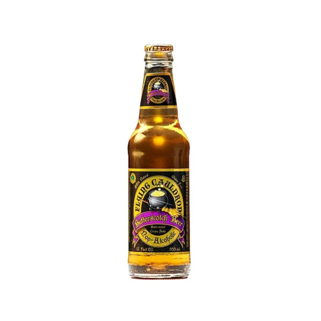 Cerveja Harry Potter - Butterscotch Beer Non Alcoholic 355ml