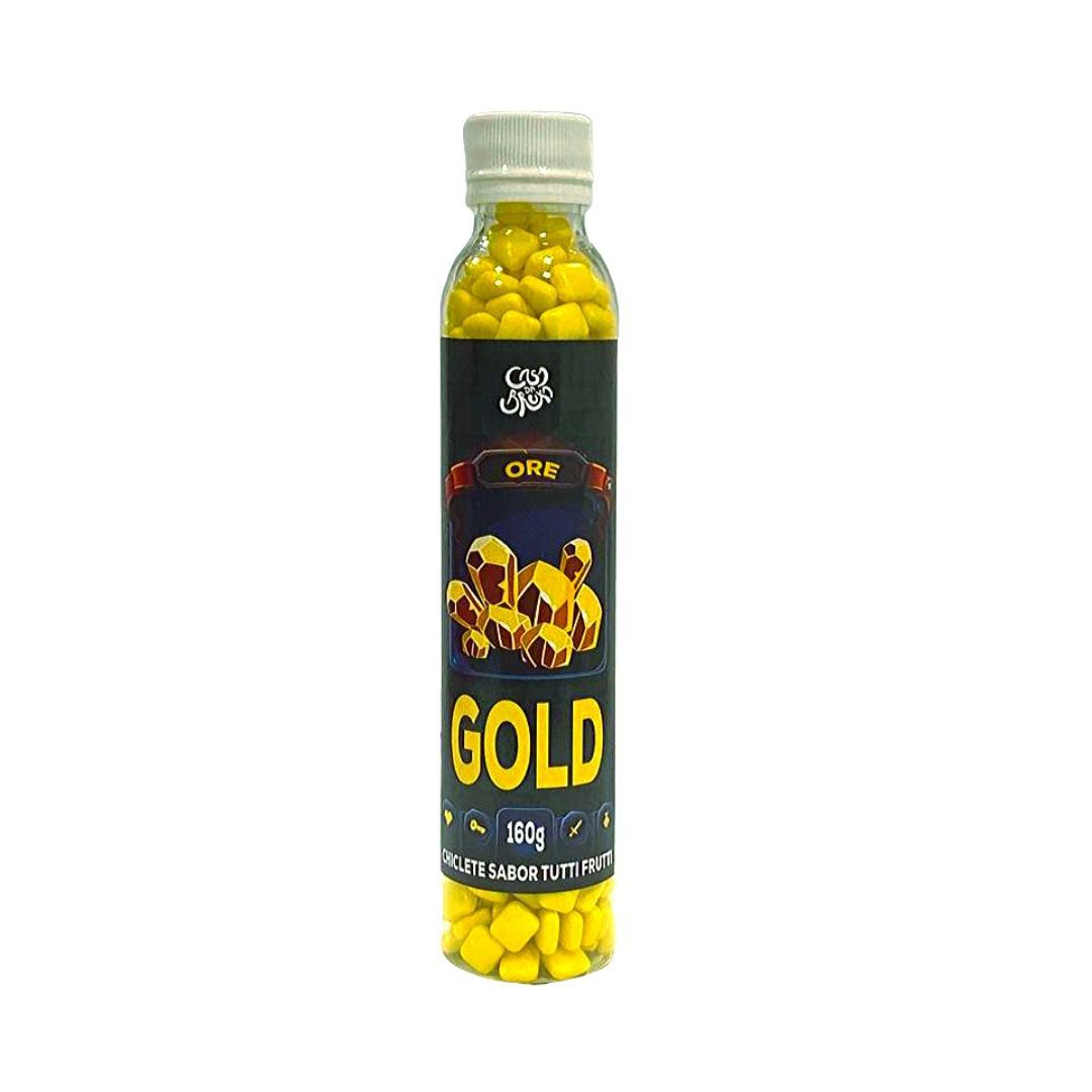 Chiclete Linha Ore Gold 180g