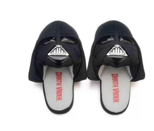 Pantufa Aberta  Darth Vader