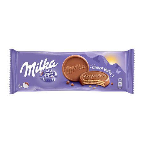 Choco Wafer Milka Supreme 180g