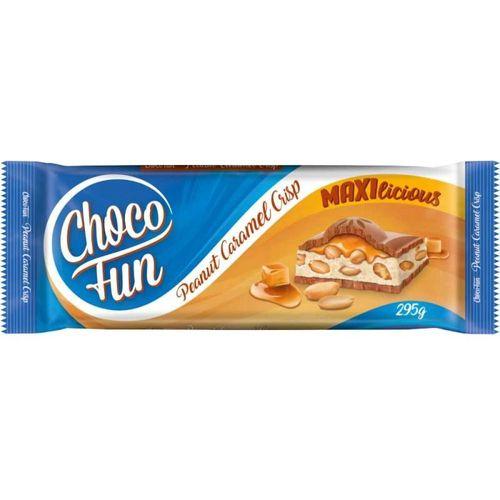 ChocoFun Caramel Crips 295g