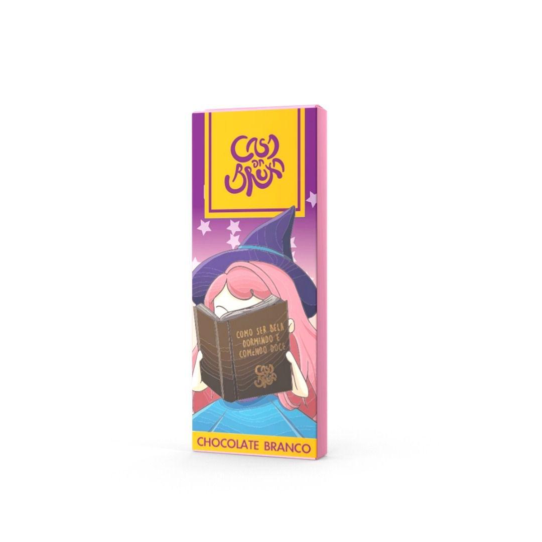 Chocolate ao Leite Branco ATACADO  - 18 unidades