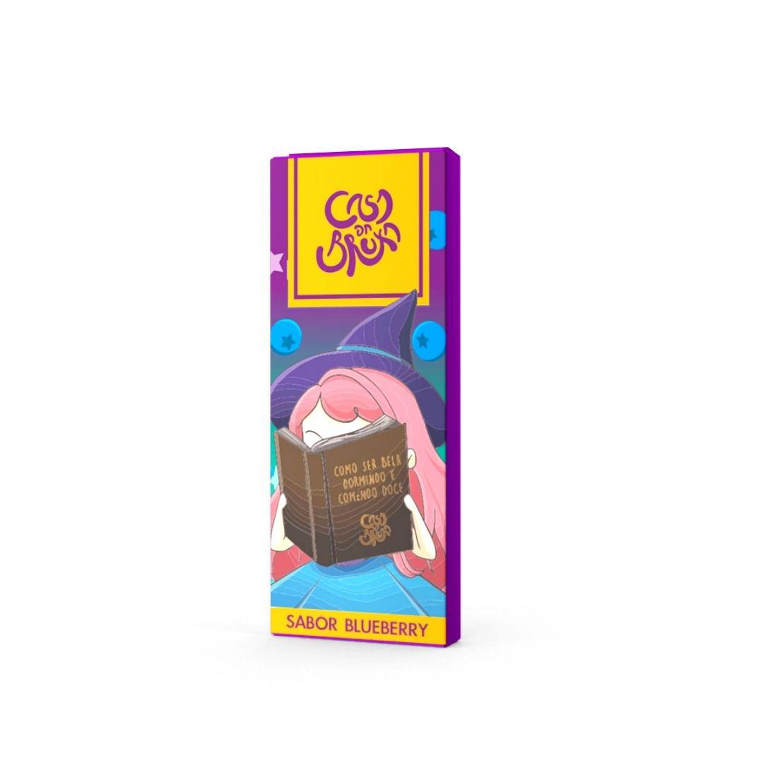 Chocolate ao Leite com BlueBerry ATACADO  - 18 unidades