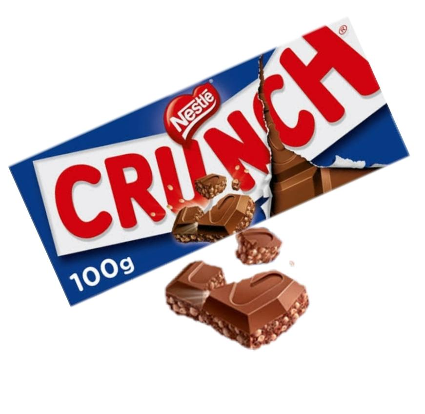 Chocolate Crunch 100g