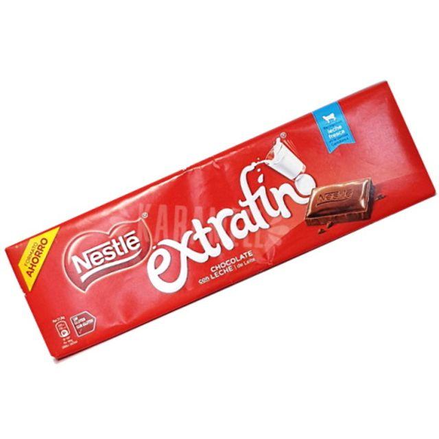 Chocolate Extrafino ao Leite 300g