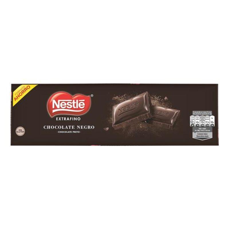 Chocolate Extrafino Chocolate Negro 300g