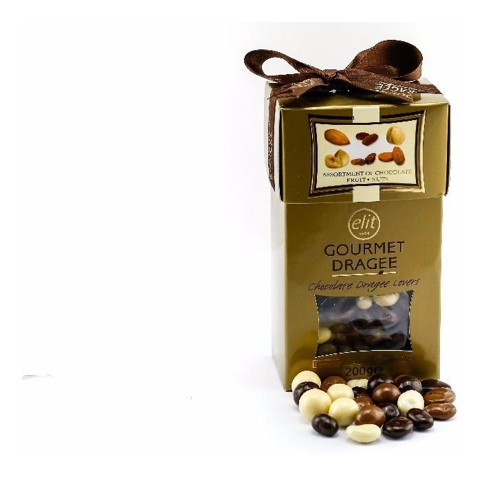 Chocolate Gourmet Dragee