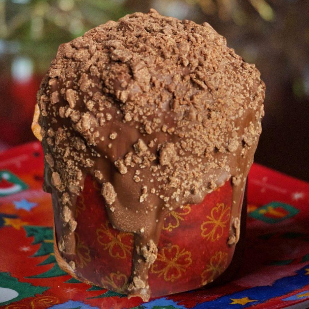 Chocotone Chocolate Suiço 230g - ATACADO