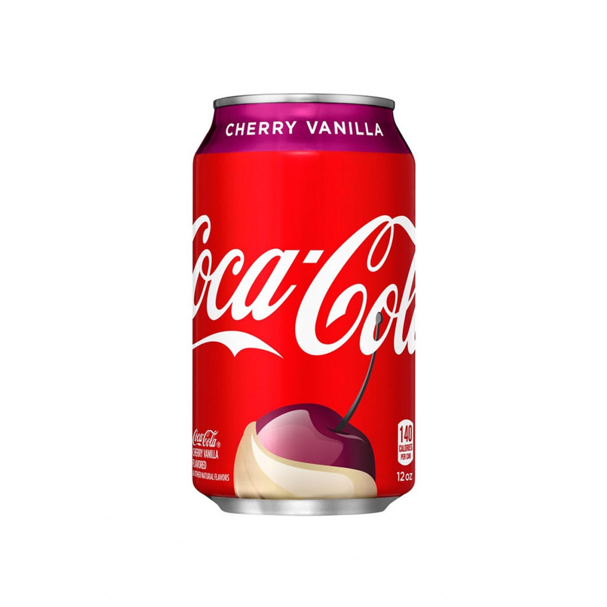 Coca Cola Cherry  Vanilla 355 ml