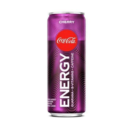 Coca Cola Energy Cherry 250ml