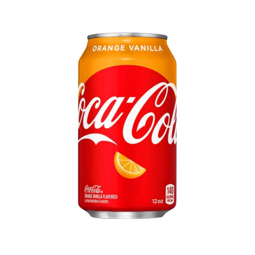 Coca Cola - Orange Vanilla 355ml