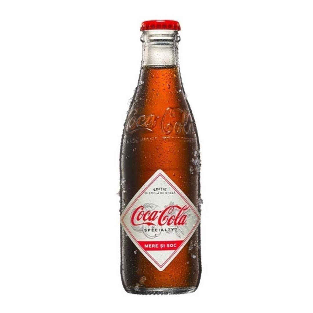Coca Cola Specialty Maçãs e Sabugueiro 250ml
