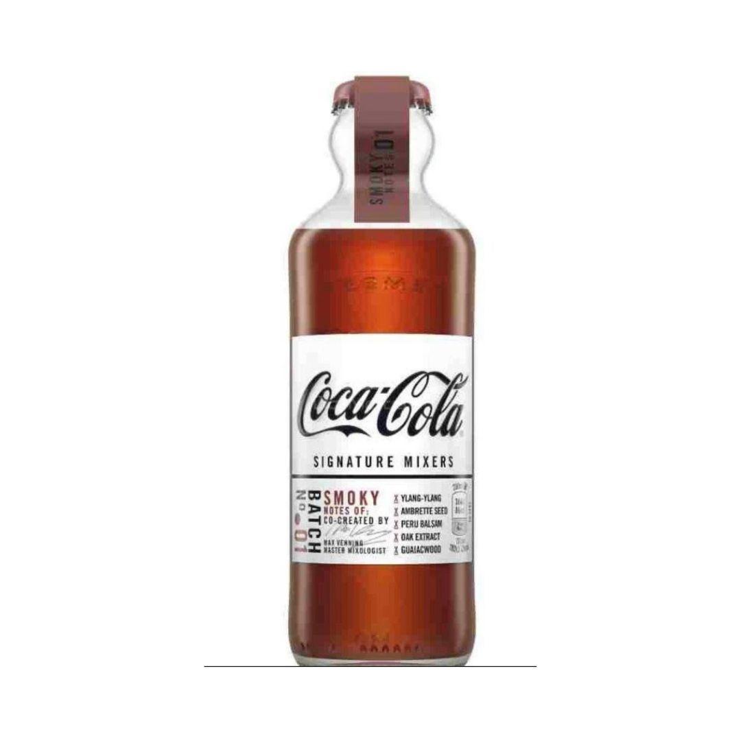 Coca Cola Signature Mixers Smoky 200 ml