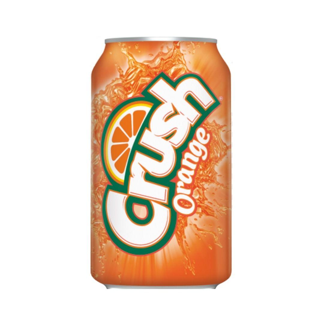 Crush Laranja 355ml