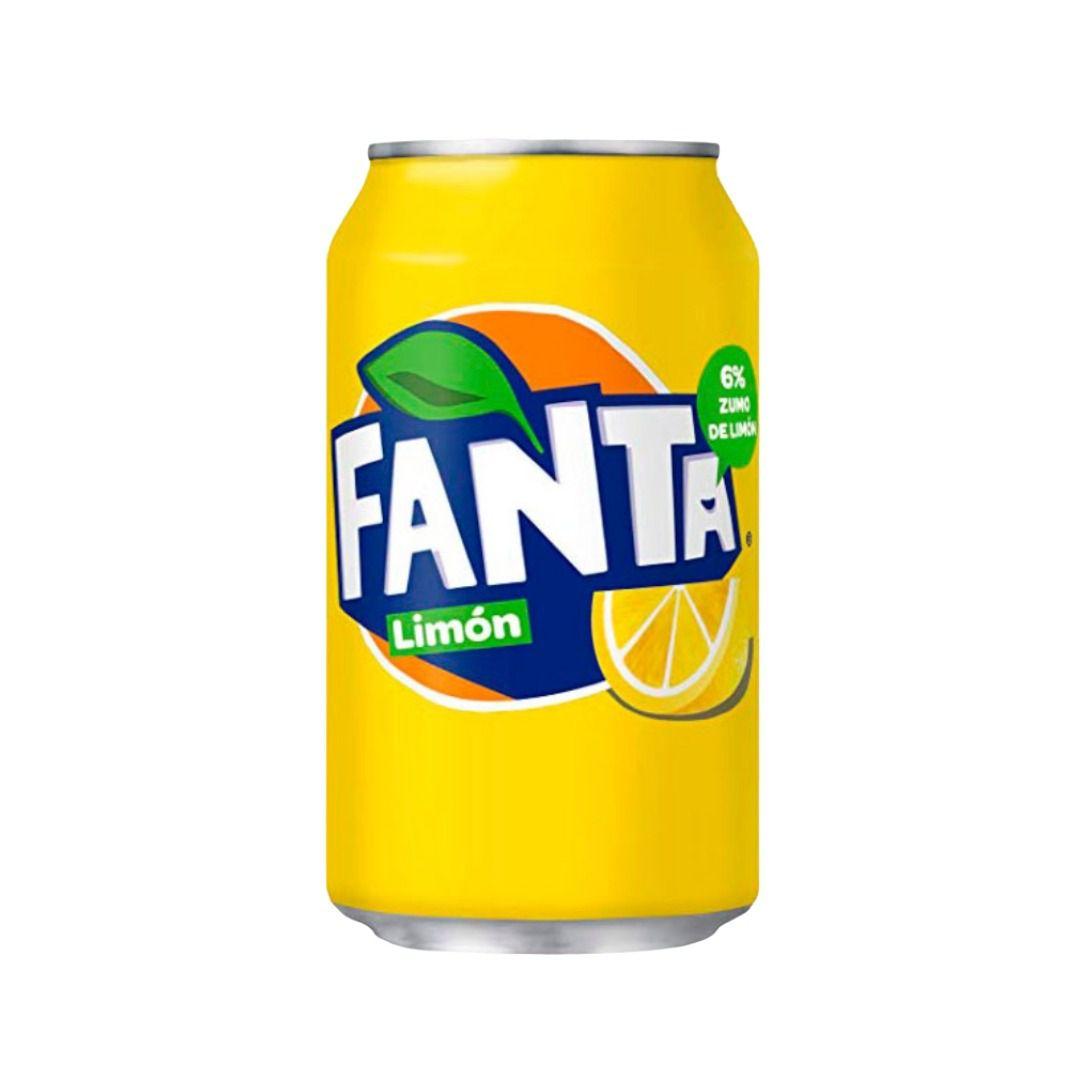 Fanta Lemon 355ml